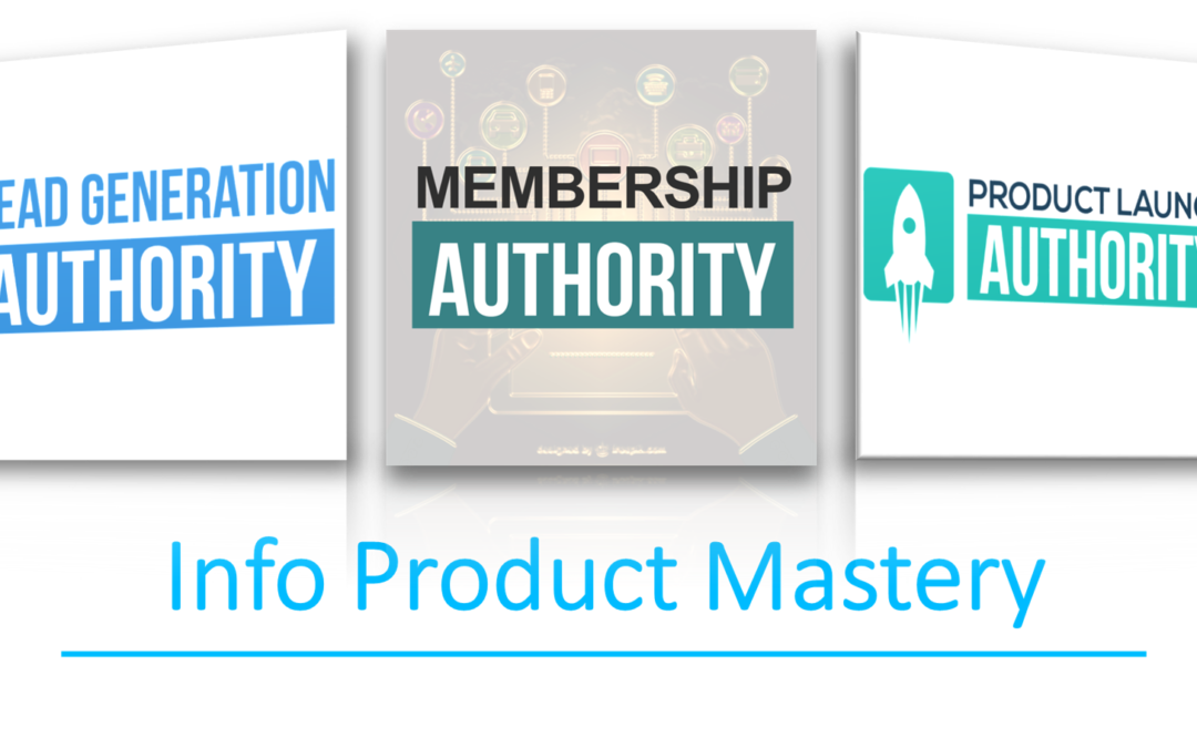 Info Product Mastery – Add on