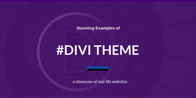 Divi Multi-Purpose Theme
