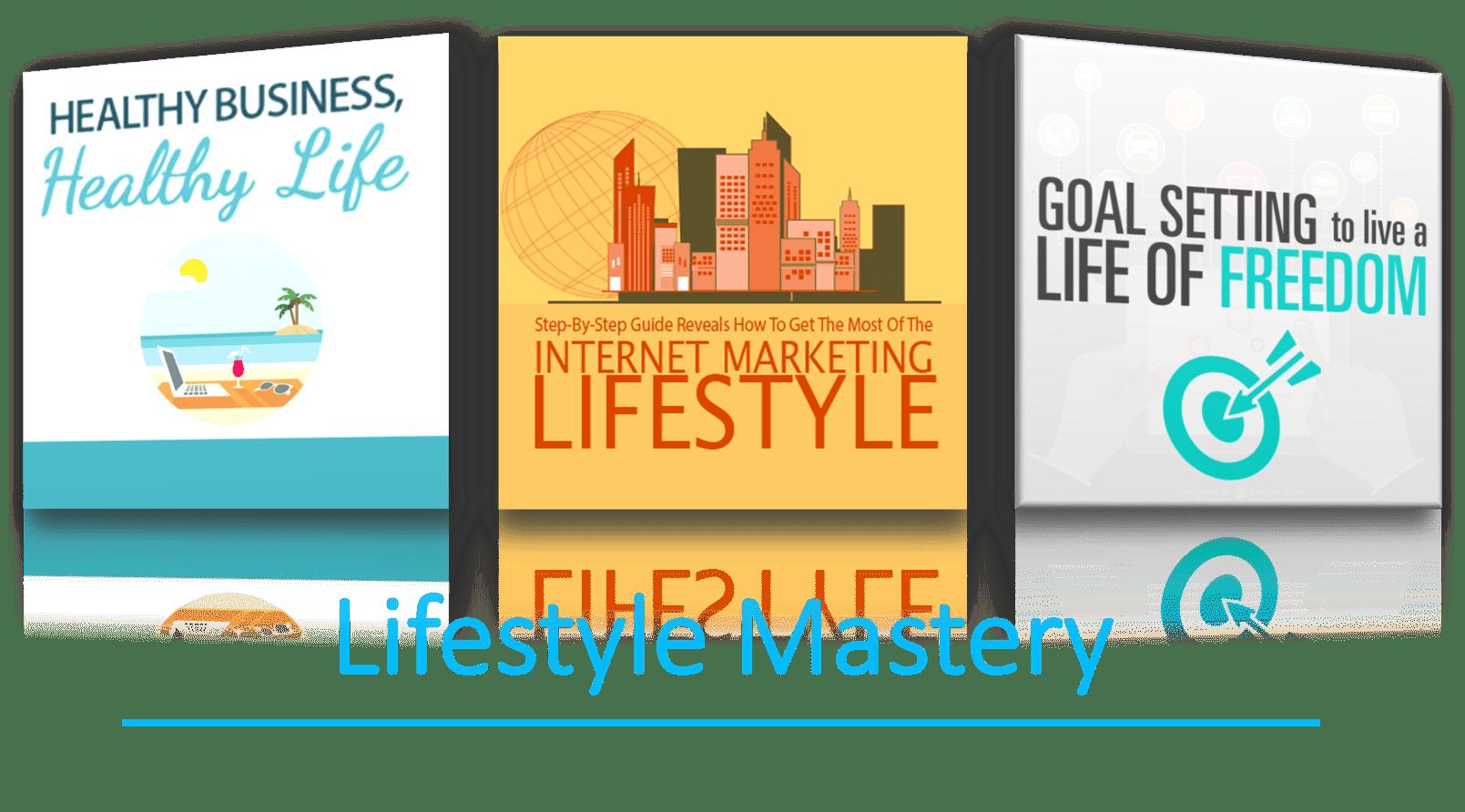 Lifestyle Mastery Bundle